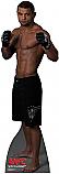 Thiago Alves - UFC Cardboard Cutout Standup Prop