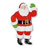 """Jointed Santa 42"""""""