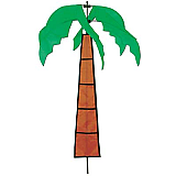 Palm Tree Wind-Wheel 3' 6""