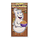 "Happy Halloween Door Cover 30"" x 5'"
