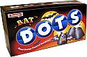 Dots Halloween Bat Box 3D Cardboard Standup Prop