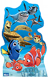 Finding Nemo Group - Finding Nemo Cardboard Cutout Standup Prop