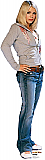 Rose Tyler - Doctor Who Cardboard Cutout Standup Prop
