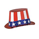 Foil Patriotic Hi-Hat