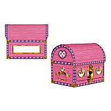 "Princess Treasure Chest 6½"" x 8"""