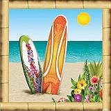 Paradise Luncheon Napkins