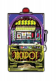 Slot Machine Cutout 35""