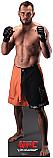 Rich Franklin - UFC Cardboard Cutout Standup Prop