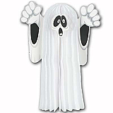 Tissue Hanging Ghost 14""