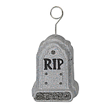 Tombstone Photo/Balloon Holder 6 Ozs