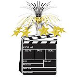 "Movie Set Clapboard Centerpiece 15"""