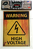 Grimm Halloween Sign-High Voltage