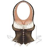 Plastic Maiden Vest
