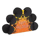 """Halloween Spiders Pop-Over Centerpiece 10"""""""