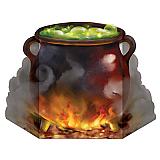 "Witch's Cauldron Stand-Up 3' ½"" x 23½"""